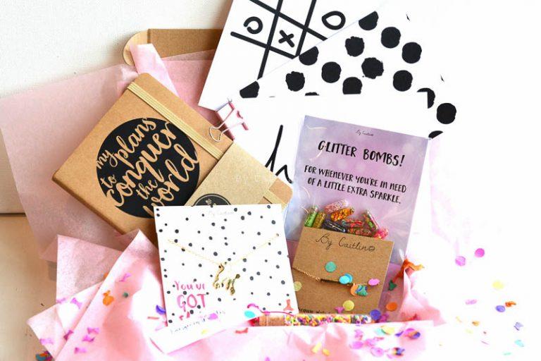 Giftbox Verrassingsbox By Caitlin Cadeau
