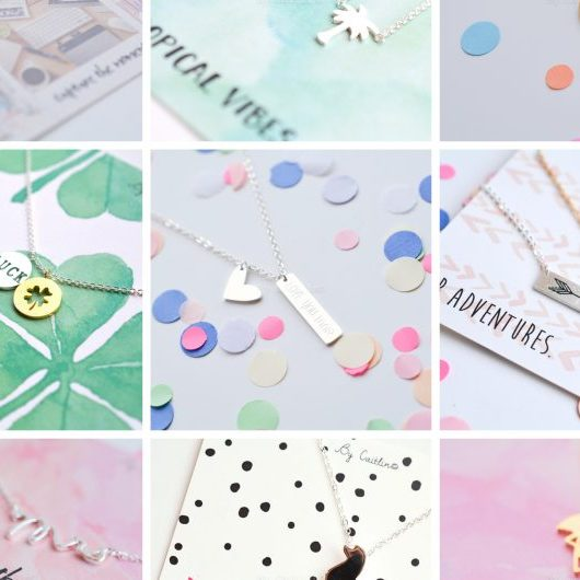 Themed Party Necklaces